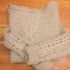Ecoté Thick-knit Sweater